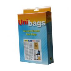 Πακέτο με 5 χάρτινες σακούλες για σκούπες