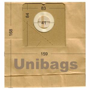 Σακούλες για HOOVER, MOULINEX, ROWENTA, AEG κ.ά Primato 1255