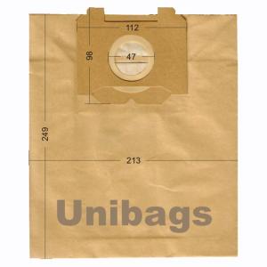 Χάρτινες σακούλες για  VOLTA, AEG, BLUESKY, ELECTROLUX κ.ά Primato 195