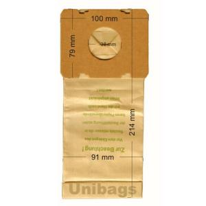 Σακούλες για BOSCH, SIEMENS, EUROFILTERS, SWIRL. Primato 415