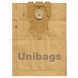 Σακούλες για σκούπες Miele, Ecoclean, Eurofilters κα. Primato 530