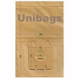 Σακούλες για σκούπες Miele, Ecoclean, HQ, IMPALA, MALAG. Primato 570