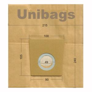 Σακούλες για σκούπες Bosch, Siemens. Primato 940