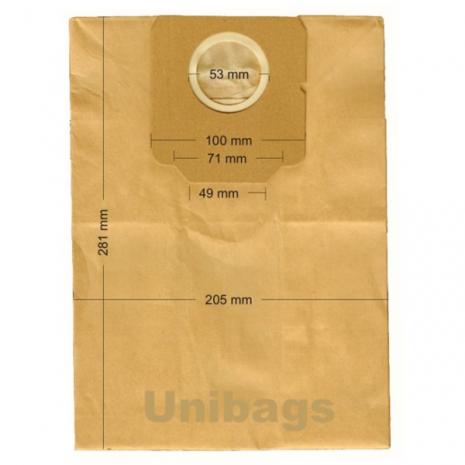 Σακούλες για MOULINEX, KRUPS, CURTISS, ECOCLEAN κ.ά. Primato 1150