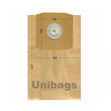 Σακούλες για DAEWOO, FILTERCLEAN, HQ, MALAG, SWIRL. Primato 1225