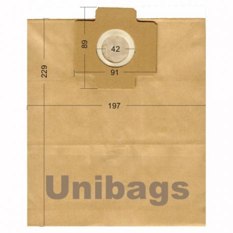 Σακούλες για KENWOOD, ALASKA, ARIETE, CLATRONIC, ELECTROLUX κ.ά. Primato 1260