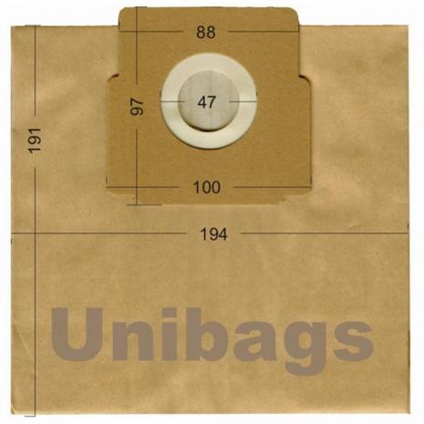 Σακούλες για BLUESKY, FAKIR, ROTEL, ZELMER, BESTRON, κ.ά. Primato 1265