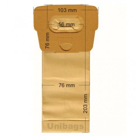 Σακούλες για σκούπες  AEG, EUROFILTERS, SWIRL Primato130