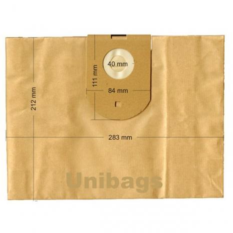 Σακούλες για HOOVER, ECOCLEAN, FILTERCLEAN, HQ, MALAG, SWIRL  Primato 1410