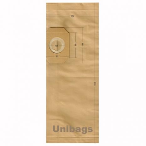 Σακούλες για  PHILIPS, AEG, ELECTROLUX, ECOCLEAN, MALAG, Primato 1740