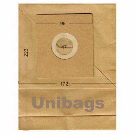 Σακούλες για PHILIPS, CLATRONIC, ROHNSON, SINGER, BUSH κ.ά . Primato:1775