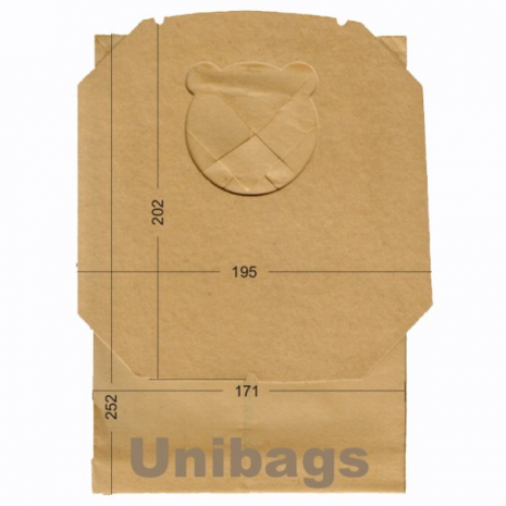 Σακούλες για HOLLAND ELECTRO, KRUPS, BOREA. Primato:1800