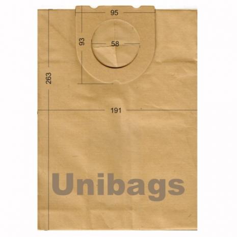 Σακούλες για DELONGHI, FAKIR, FAM, GOLDSTAR, HOLLAND ELECTRO, AMADIS, κ.ά. Primato:1870