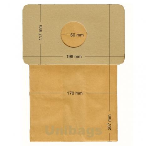 Σακούλες για  SIEMENS, GOLDSTAR, HOLLAND ELECTRO, κ.ά. Primato1940