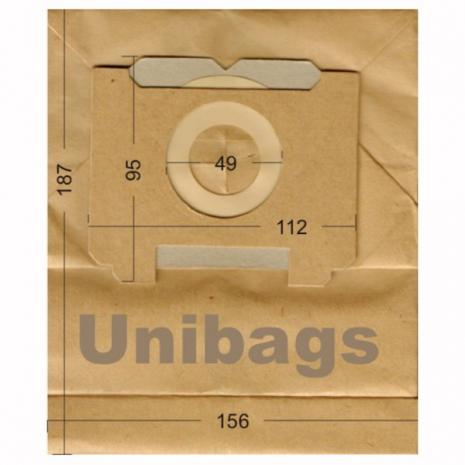 Σακούλες για  VOLTA, AEG, DELONGHI, ELECTROLUX, κ.ά Primato 196