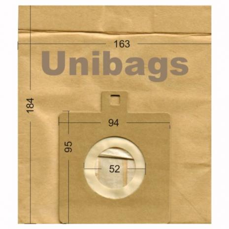 Χάρτινες σακούλες για HOOVER, VOLTA, AEG, ELECTROLUX,κ.ά  Primato 197