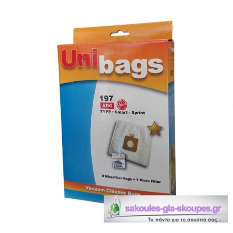 Χάρτινες σακούλες για HOOVER, VOLTA, AEG, ELECTROLUX,κ.ά  Primato 197D
