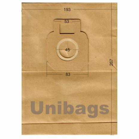 Σακούλες για KENWOOD, ALASKA, ARIETE, CLATRONIC, κ.ά. Primato 1980