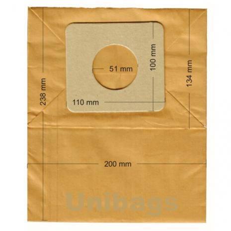Σακούλες για BOMANN, SEVERIN. Primato: 2059 C