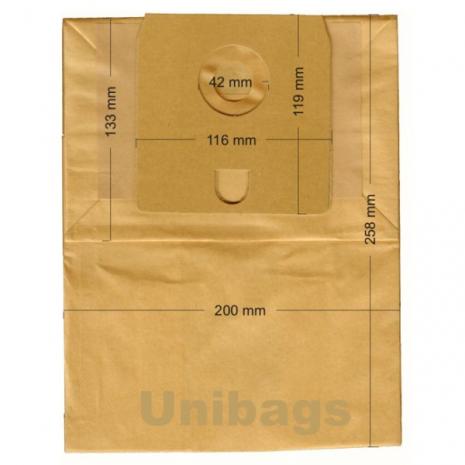 Σακούλες για VOLTA, ELECTROLUX, PROGRESS, ACEK, CARREFUR κ.ά. Primato 390