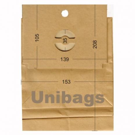 Σακούλες για ROWENTA, BOREAL, ECOCLEAN, FILTERCLEAN, HQ, MALAG κ.ά. Primato 660