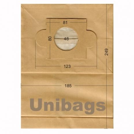 Σακούλες για ALASKA, AKA, BOMANN, DICAFF, ECOCLEAN, ELEVANOX, κ.ά. Primato: 890