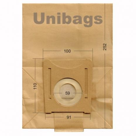 Σακουλες για σκούπες Bosch, Siemens. Primato 925